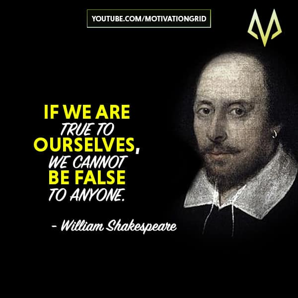 26 Awe-Inspiring William Shakespeare Quotes
